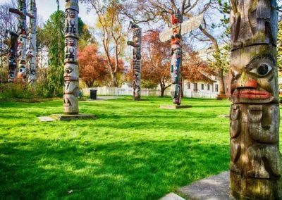RBCM Thunderbird Park