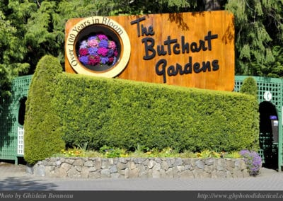 Welcome to the Burtchart Gardens